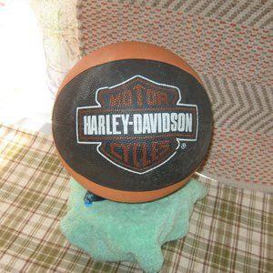 NEW HARLEY DAVIDSON BASKETBALL
